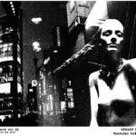 Serigraphy Poster - STREET RAMBLER TOKYO - TAKEHIKO NAKAFUJI